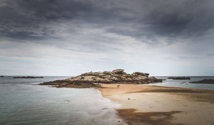 Île Renote, Bretagne - Photography ©2015 by Olivier Horen -