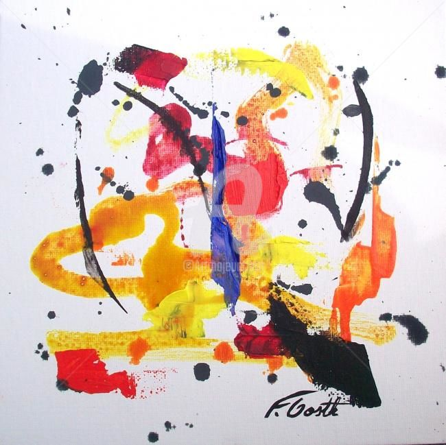 111_006.jpg - Painting ©2012 by Florence Oosth -