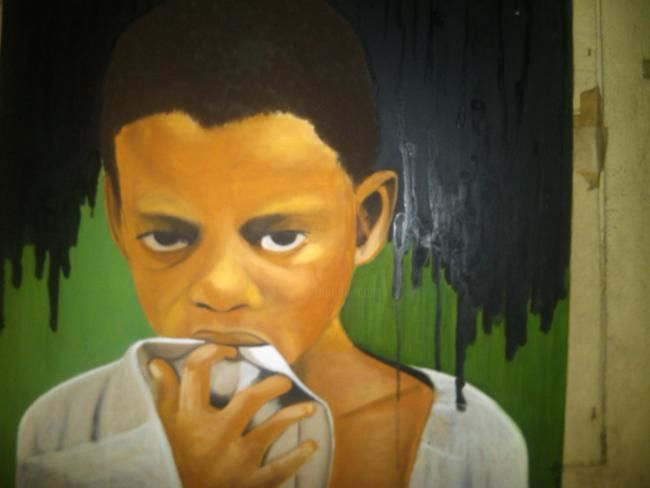 """Drawing titled """"IMG00082-20110409-1…"""" by Tobi Adewumi, Original Art, Other"""