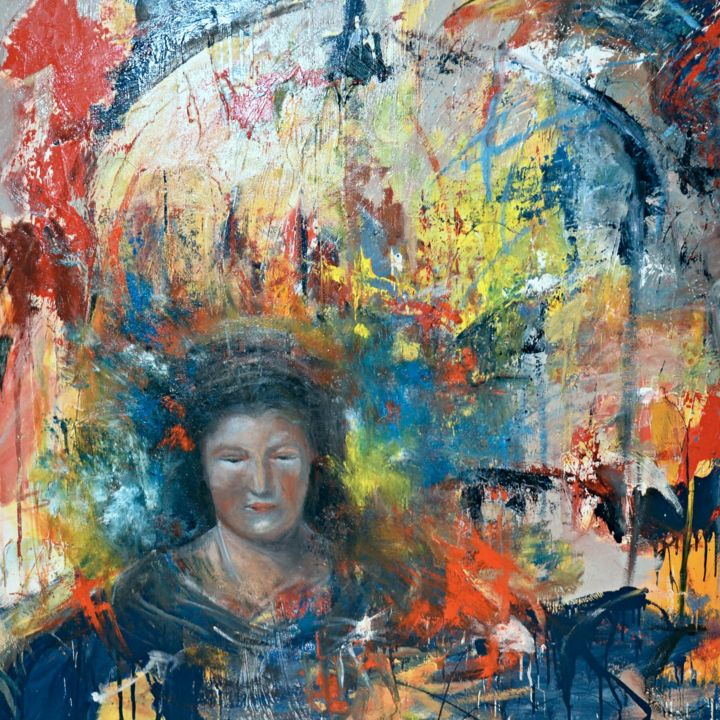 """Painting titled """"img-20151218-115958…"""" by paoloamoretti3, Original Art,"""
