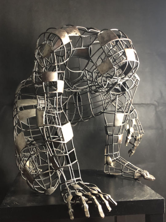 Narcissus Ii - 2018 Sculpture By Paolo Perelli  Artmajeur-3267