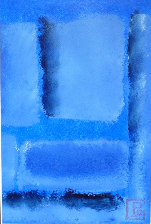 p1040140.jpg - Painting ©2018 by Pascale Gonzales -