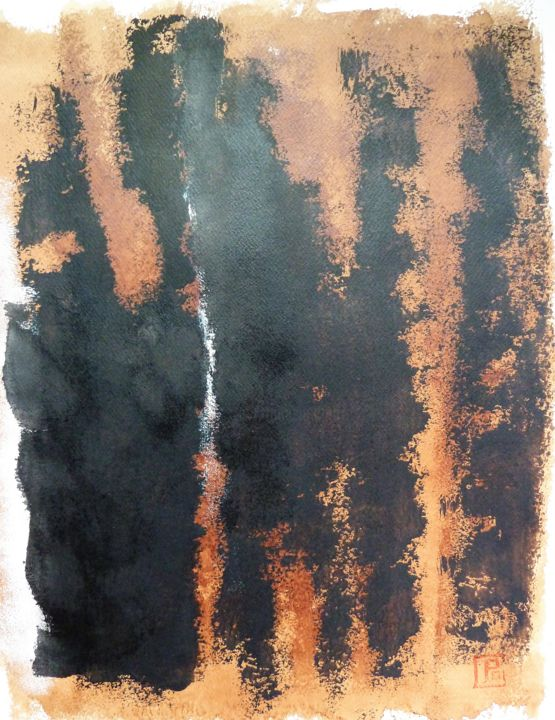 p1040134.jpg - Painting ©2018 by Pascale Gonzales -