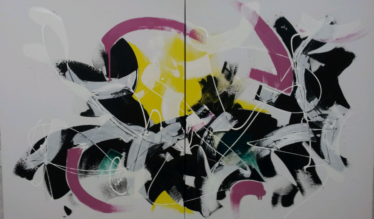 200 x 120 cm - ©2012 by Anonymous Artist
