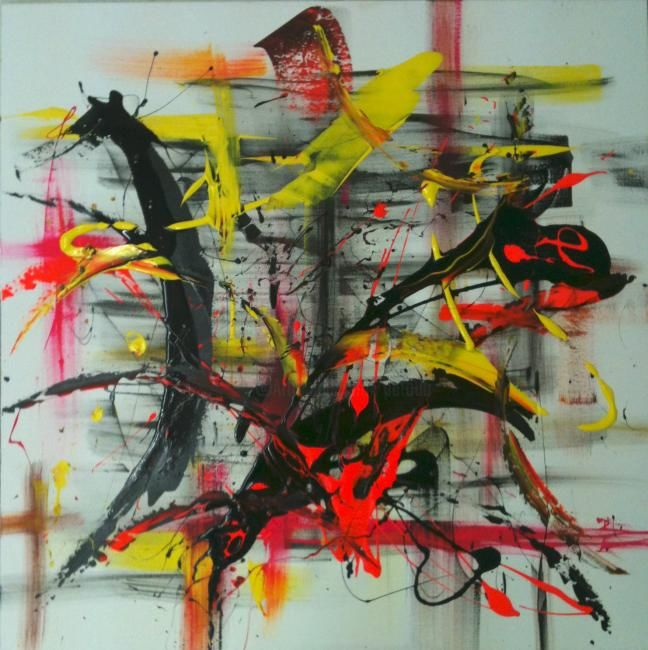 100 x 100 cm - ©2012 by Anonymous Artist