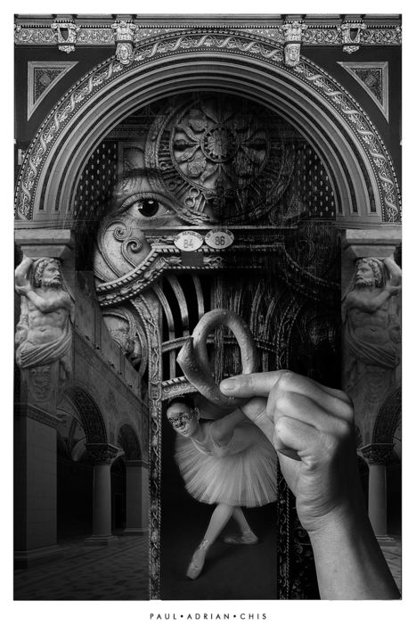 """Photography titled """"Persefona"""" by Paul Adrian Chis, Original Art, Digital Photography"""