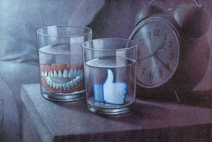 """Time to rest"": original artwork with certificate - Drawing,  24x35 cm ©2017 by Pawel Kuczynski -                                                    Contemporary painting, Realism, World Culture"