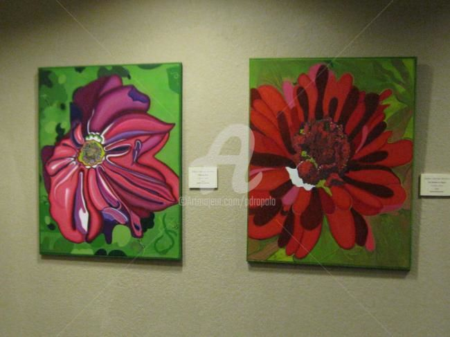 Painting, artwork by Drapala Gallery