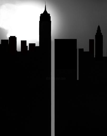 """Photography titled """"New York"""" by Pedro Pacheco, Original Art,"""