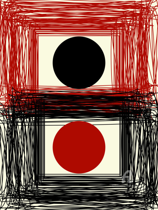 Downloadable File #58 - Digital Arts, ©2019 by Petr Strnad -                                                                                                                                                                                                                                                                                                                                                                                                                                                                                                                                                                                                                                                                                                                                                                                                                                                                                                                                                                                                                                                                                              Abstract, abstract-570, Abstract Art, download, downloadable, abstract, background, file, image, geometric, shapes, circles, red, lines, pattern, texture, decor, web, website, media, publishing, graphic, design