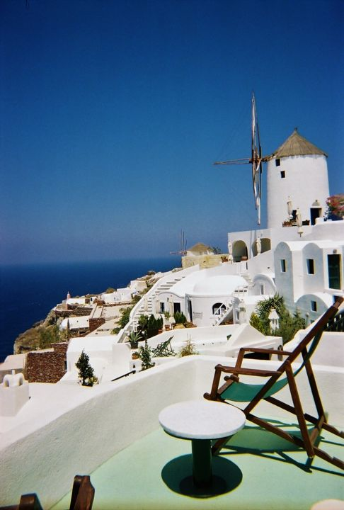 Santorin 21 - Photography ©2006 by Philippe Leclerc, graphiste -