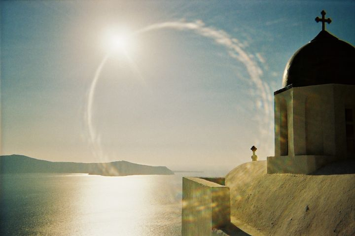 Santorin 23 - Photography ©2006 by Philippe Leclerc, graphiste -