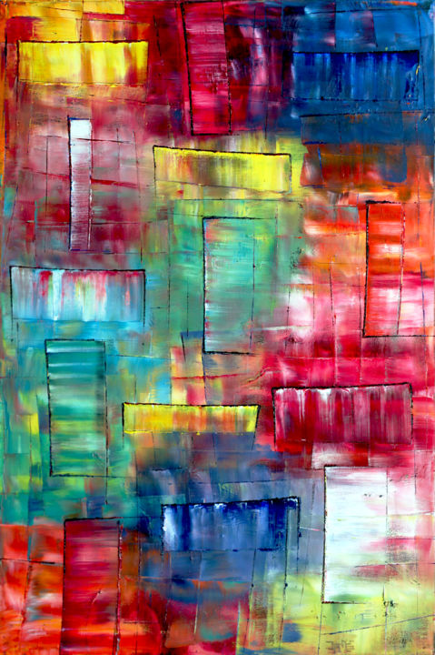 Show Me Your True Colors Pintura 36x24x1 5 In 2016