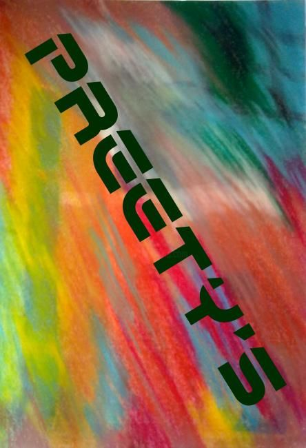 Painting,  11.7 x 16.5 in ©2009 by preety -  Painting, Abstract Painting, Pastel Colours