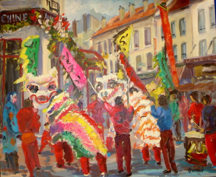 Nouvel an chinois 1994 st maurice pr s de paris jean for Arts martiaux chinois liste