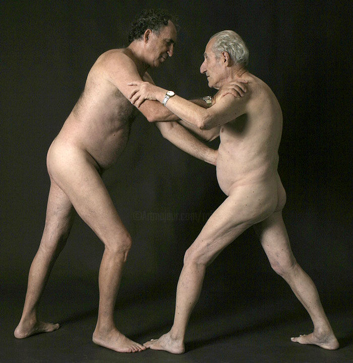 Older male men nude