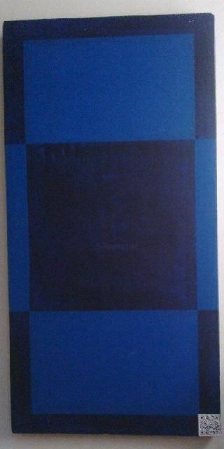Painting,  50 x 100 cm ©2011 by Mohammed Rahmouni -  Painting
