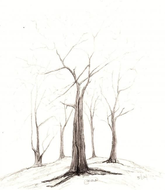 """Drawing titled """"Untitled # 2"""" by Ray Garcia, Original Art,"""