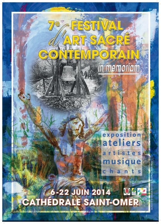 All Rights Reserved  ©2017 by Festival d'Art sacré contemporain