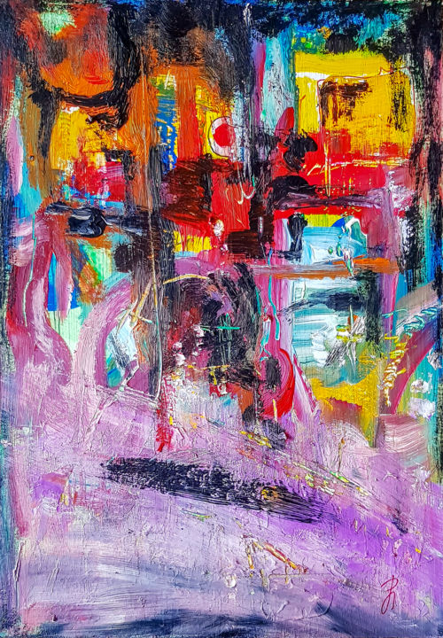 Navigation-1. Abstract Painting on A4 Paper - © 2019 Retne, Retne Art, abstract art by retne, abstract art on paper, abstract art painting, abstract artwork, abstract expressionism art, abstract expressionism Retne, abstract expressionism artwork, abstract expressionism, abstract painting on paper, action and gestures art, contemporary art, contemporary artist Retne, modern abstract art, modern abstract painting, painting by retne Online Artworks