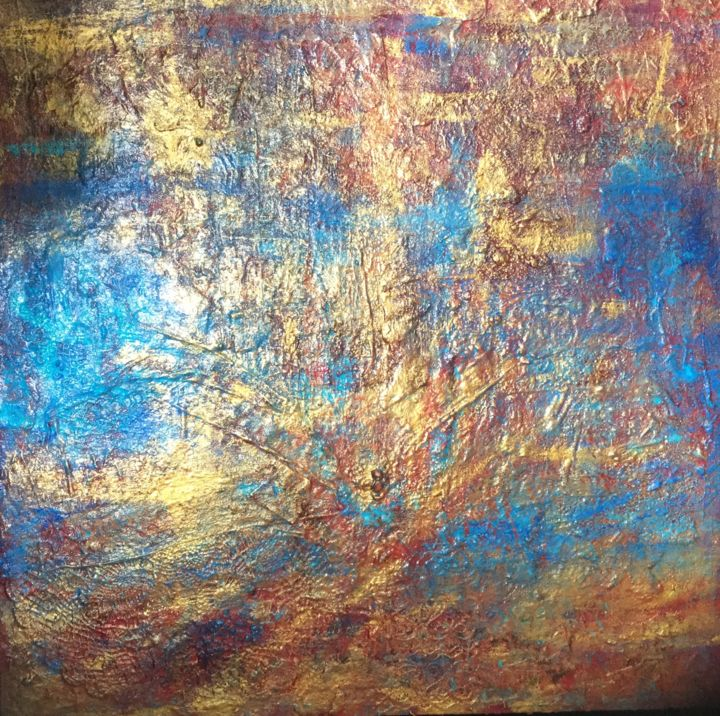 """Painting titled """"Hereafter"""" by Sonja Bremmers, Original Art, Acrylic"""