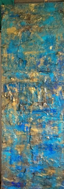"""Painting titled """"When you do things…"""" by Sonja Bremmers, Original Art, Acrylic"""