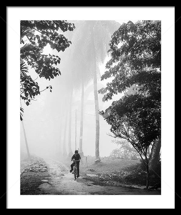 """Photography titled """"Early Morning - Lim…"""" by Richard Barman, Original Art, Digital Photography Mounted on Metal"""