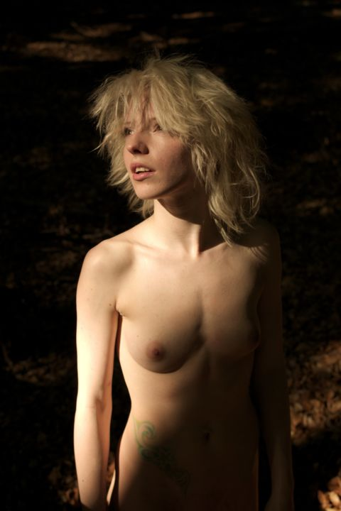 Likely... female girl woman fine art nude