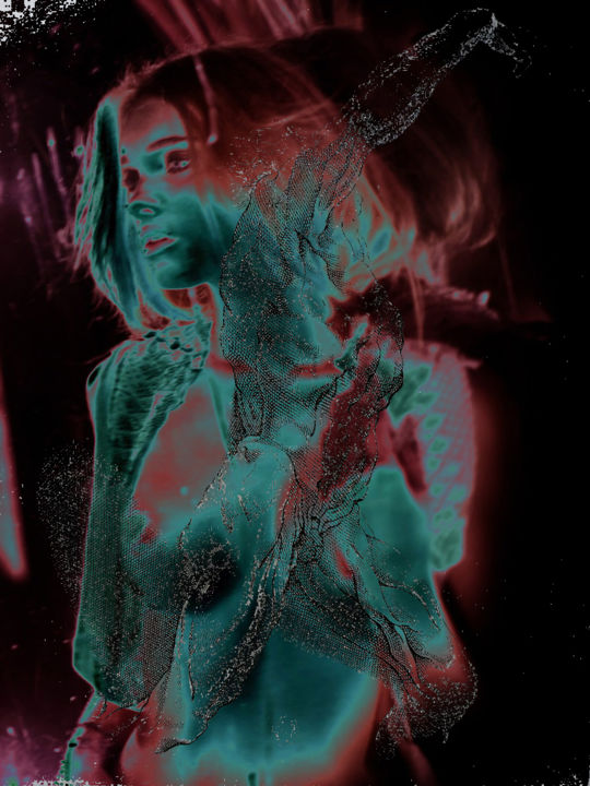 Pao - ©  Erotique, Psychedelic Online Artworks