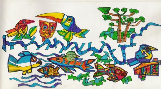 16 x 34 cm - ©1995 by Anonymous Artist