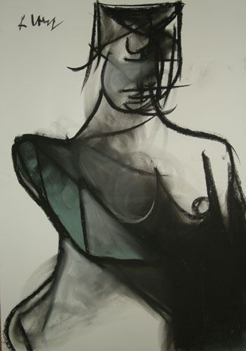 Drawing ©2010 by Roman Lasa -  Drawing