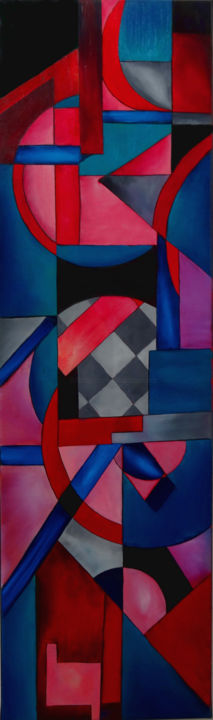 Abstrato - © 2010 Abstraction, abstract art Online Artworks