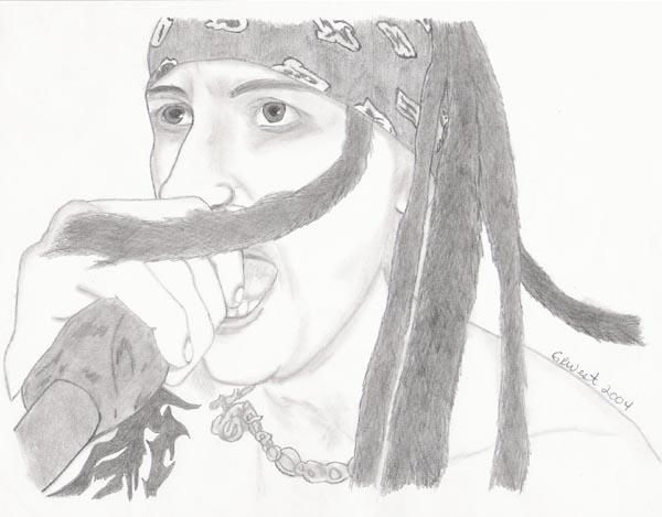"""Drawing titled """"Edsel Dope 8"""" by Roxxxy Dope, Original Art,"""