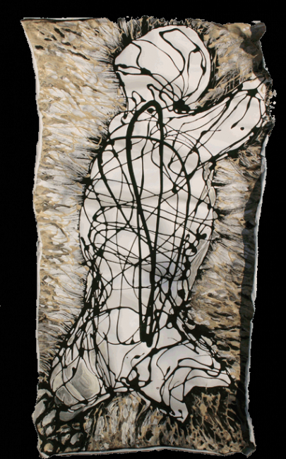 45 x 90 cm - ©2011 by Anonymous Artist