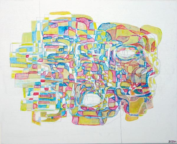 40 x 50 cm - ©2011 by Anonymous Artist