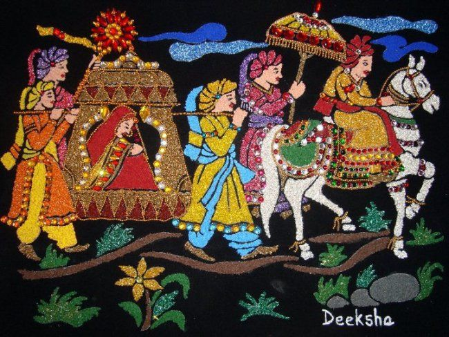 Indian Traditional; We...