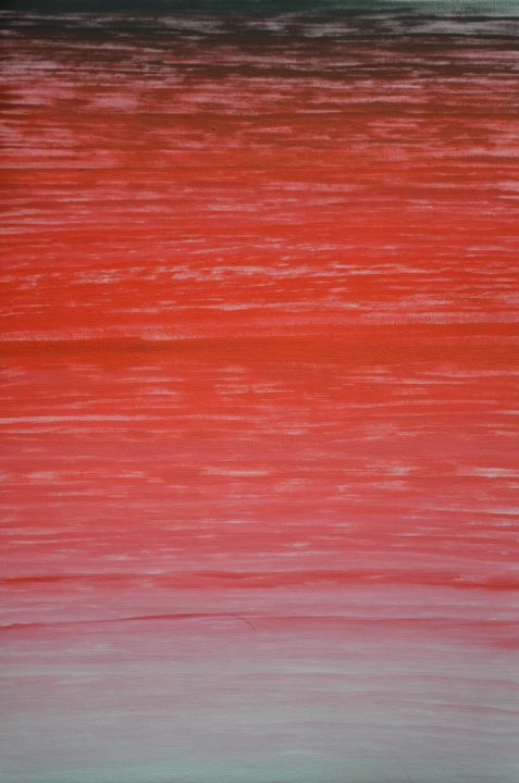 """Painting titled """"100000 Shades of Gr…"""" by Sea J, Original Art, Oil"""