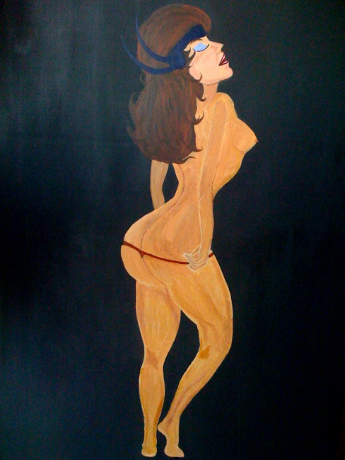 61 x 91 cm - ©2012 by Anonymous Artist