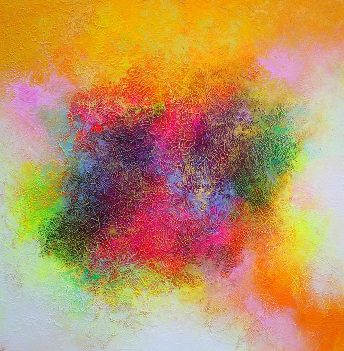 Episode 71 - © 2019 abstract, abstracr art, abstract painting, original art, original painting, modern art, modern painting, canvas, canvas art Online Artworks