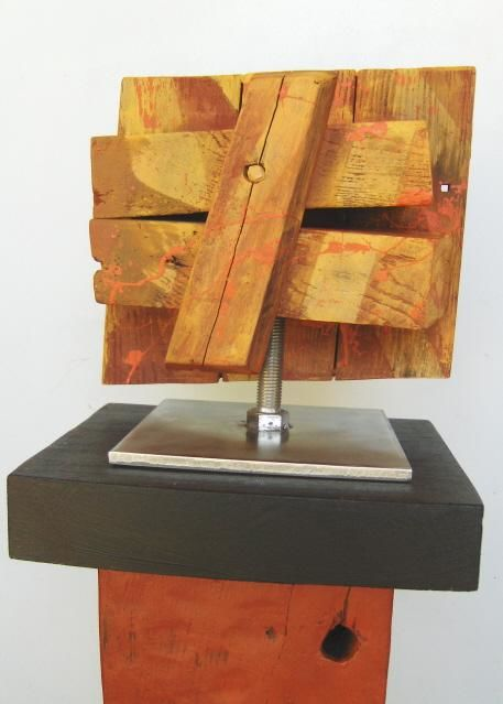 Sculpture,  16 x 30 x 28 cm ©2011 by Serge Boué - Kovacs -  Sculpture