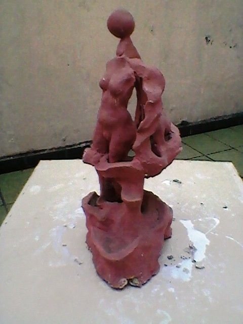 Sculpture ©2012 by Marques da Silva -  Sculpture