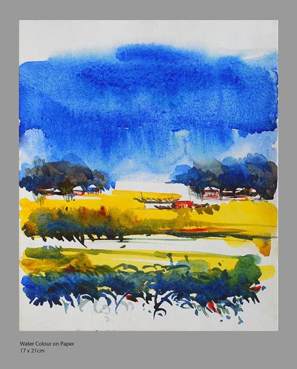 """Painting titled """"29939676-1020870629…"""" by Shipper, Original Art,"""