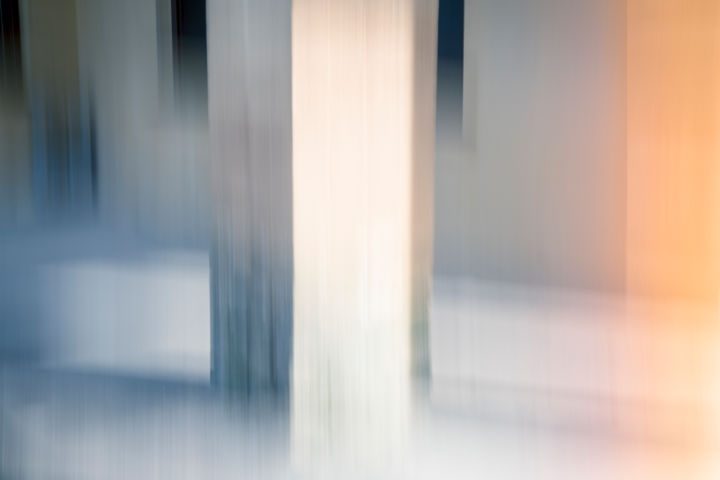 Inside - ©  abstract, art, conceptual, surrealism, time, colors, interior, architecture, inside, city, expressionism, places, light, gammes, daytime, cityscape, Limited Edition Online Artworks