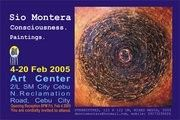 ANTI-THESIS OF SIO, Review on Sio Montera's Consciousness exhibit by Ritchie Quijano