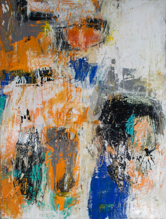 """Painting titled """"Hubris Series 2"""" by Sio Montera, Original Art, Acrylic"""
