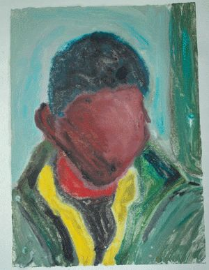 """Painting titled """"Lost Youth or Facel…"""" by John Toxey, Original Art,"""