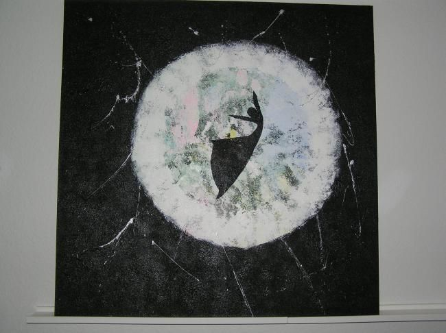 """Painting titled """"---------"""" by Skovly54 Mail.Dk, Original Art,"""
