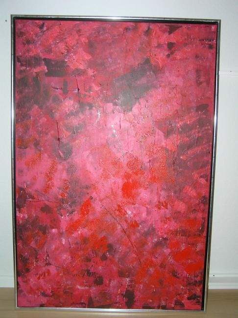 """Painting titled """"-------"""" by Skovly54 Mail.Dk, Original Art,"""
