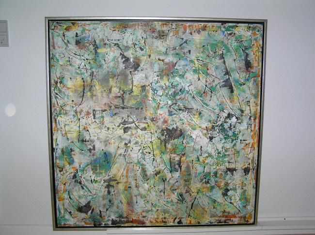 """Painting titled """"--------"""" by Skovly54 Mail.Dk, Original Art,"""