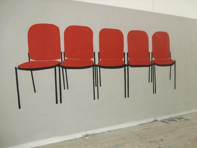 500 x 160 cm - ©2009 by Anonymous Artist